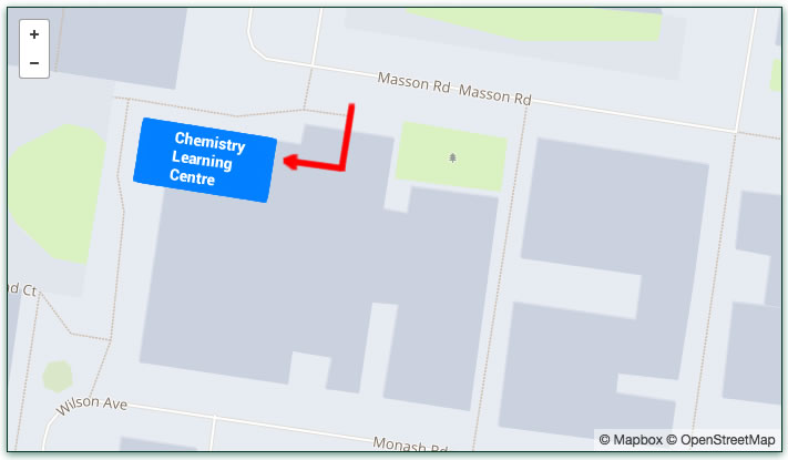 Chemistry Learning Centre Location