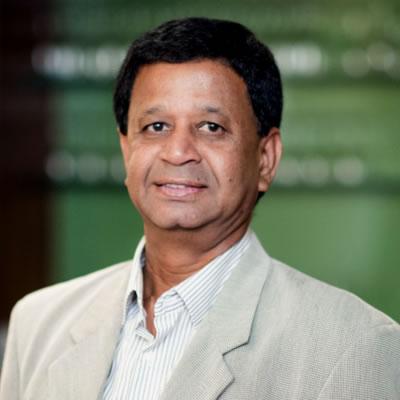 Professor Muthupandian Ashokkumar
